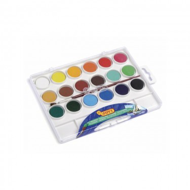 Jovi vízfesték 18 színű