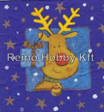 Dekorszalvéta - Rudolf ajándéka