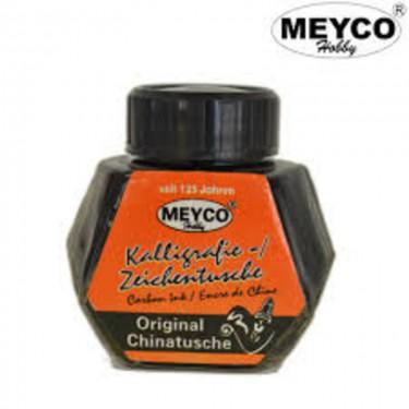 Meyco Tustinta kalligráfiához 50 ml fekete14001