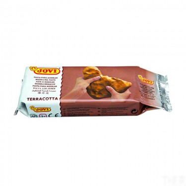 Jovi levegőn száradó gyurma Terracotta 500 g