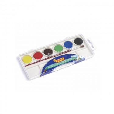 Jovi vízfesték 6 színű
