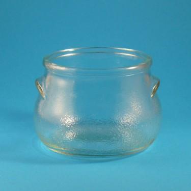 Díszüveg - Yagó tál, nagy 200 ml