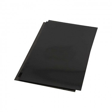Zsugorodó fólia, fekete A4 5 db/cs