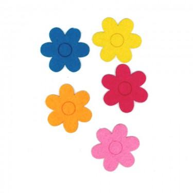 Filcfigura Hatszirmú virág