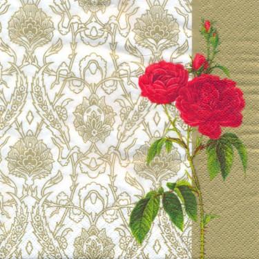 Dekorszalvéta - Rózsa 11