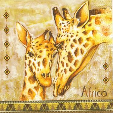 Dekorszalvéta - Afrika 1