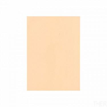 Színes hajtogatós papír Barackszínű A4 10 db/cs
