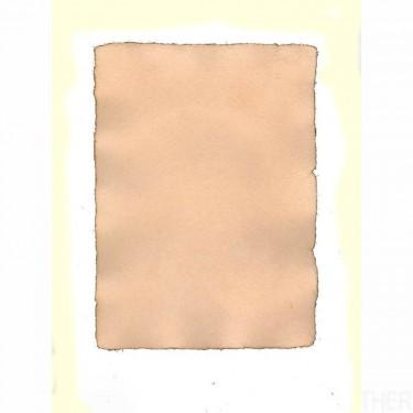 Merített papír, vörös A5 10 db/cs