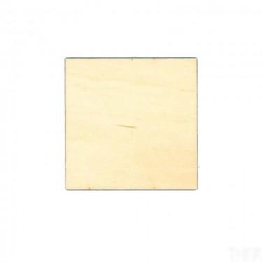 Négyzet alakú falap 7x7 cm 10 db/cs