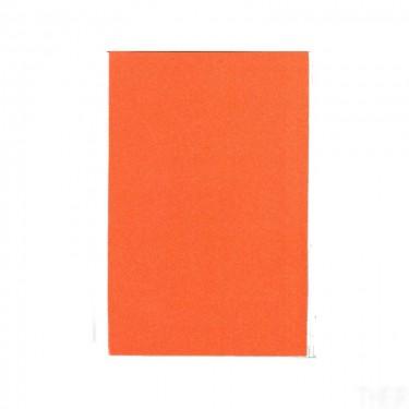Csillámos dekorgumi Narancssárga A/4 10 db/cs