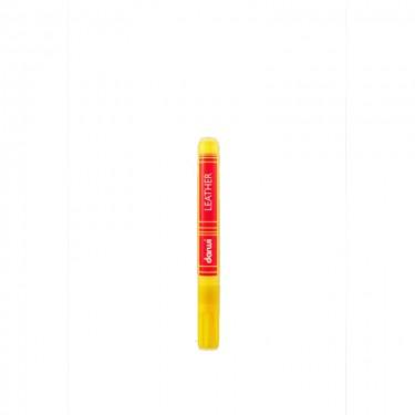Darwi bőrfestő toll Sárga 2 mm