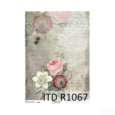 Rizspapír 1067
