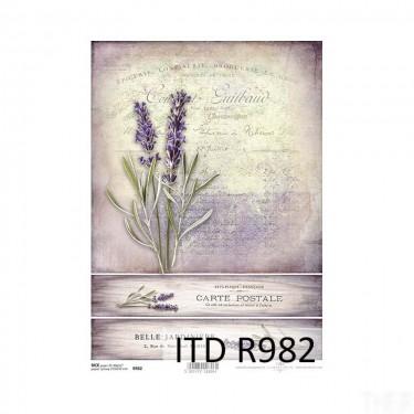 Rizspapír - ITD R982
