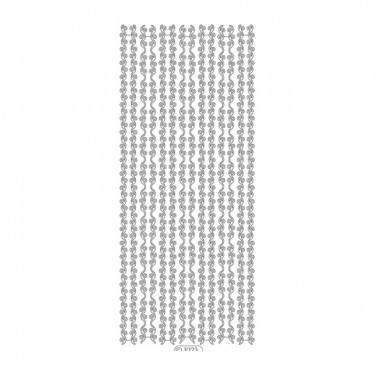 Dekormatrica - Inda ezüst 1023
