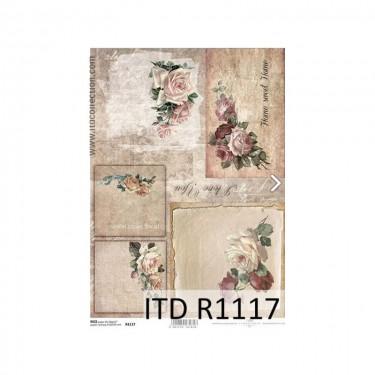 Rizspapír - ITD R1117