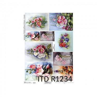 Rizspapír - ITD R1234