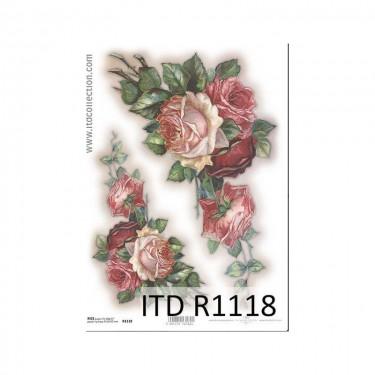 Rizspapír - ITD R1118