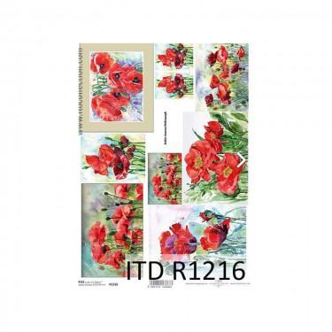 Rizspapír - ITD R1216