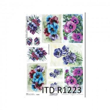 Rizspapír - ITD R1223