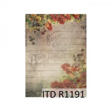 Rizspapír - ITD R1191