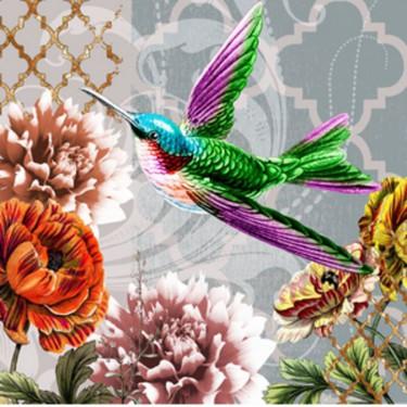Dekorszalvéta - Colibri