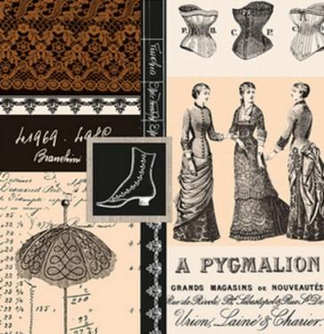 Dekorszalvéta - Pygmalion