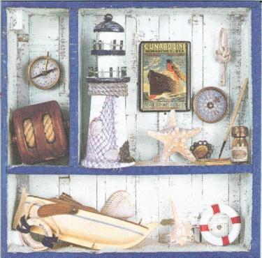 Dekorszalvéta - Voyage de Mer