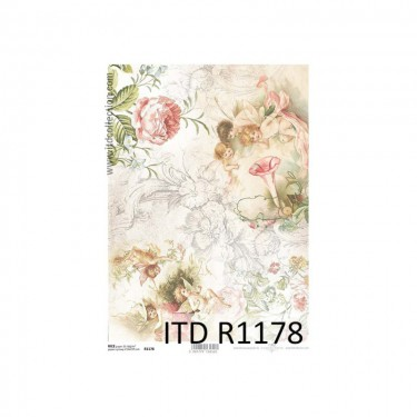 Rizspapír - ITD R1178