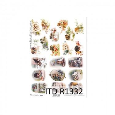 Rizspapír - ITD R1332