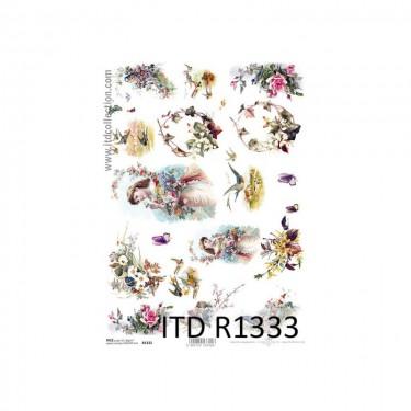 Rizspapír - ITD R1333