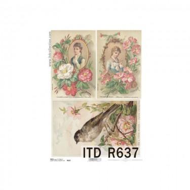 Rizspapír - ITD R637