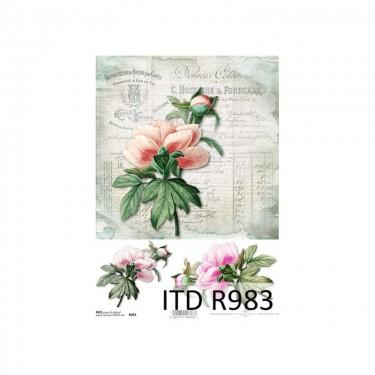 Rizspapír - ITD R983