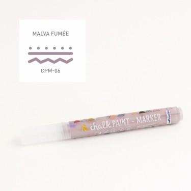 La Pajarita krétafesték toll Smoked Mallow 2.5 mm