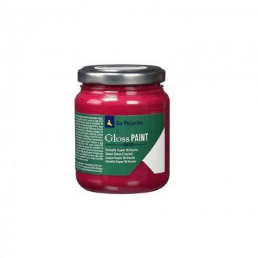 La Pajarita Fényes festék Vörös 175 ml