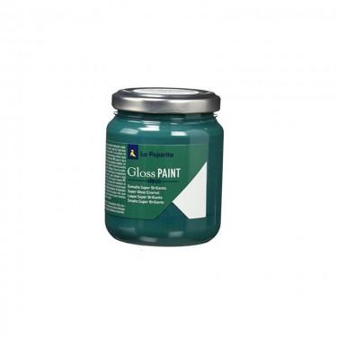 La Pajarita Fényes festék Dark Green 175 ml