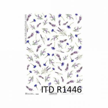 Rizspapír - ITD R1446