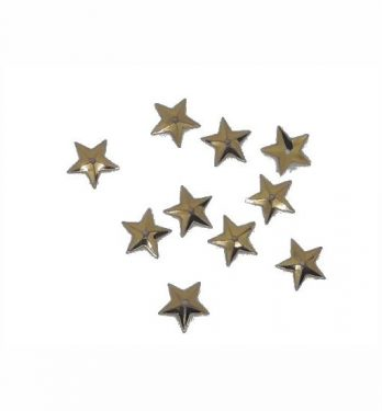 Csillag alakú flitter, kicsi Óarany (nagy kiszerelésben)