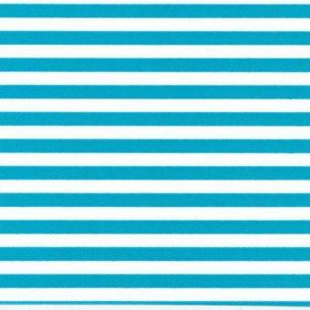 Dekorszalvéta - Light Blue Stripes