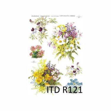 Rizspapír R121