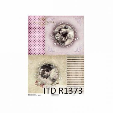 Rizspapír R1373