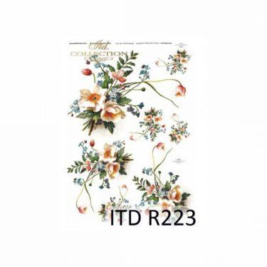Rizspapír R 223