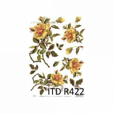 Rizspapír R422