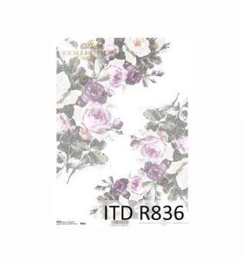 Rizspapír R836