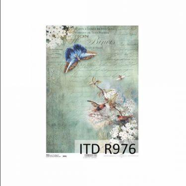 Rizspapír - ITD R976