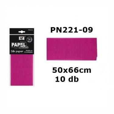 MP Selyempapír Magenta 50x66 cm 10 db/cs