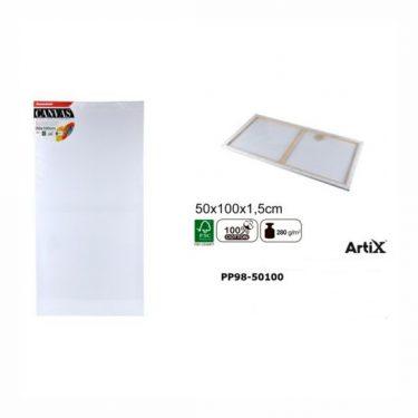 Artix Vászontábla 50x100x1.5 cm
