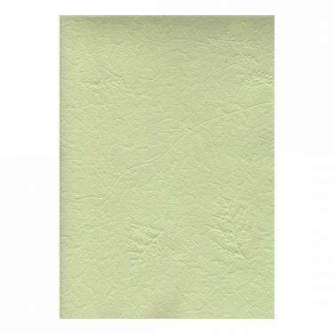 Merített papír A/3 Poros zöld