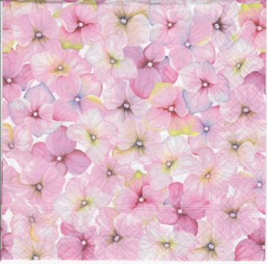 Dekorszalvéta - Small Blossoms