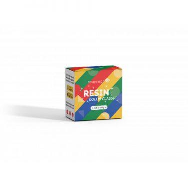Resin Color Classic - Gyantaszínező készlet 6x10 g