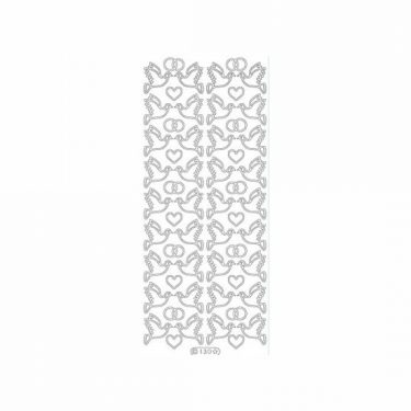 Dekormatrica - Galambpár (esküvő) DM130
